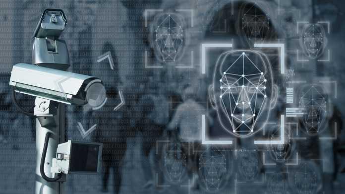Datenschützer warnt vor Totalüberwachung mit Gesichtserkennung
