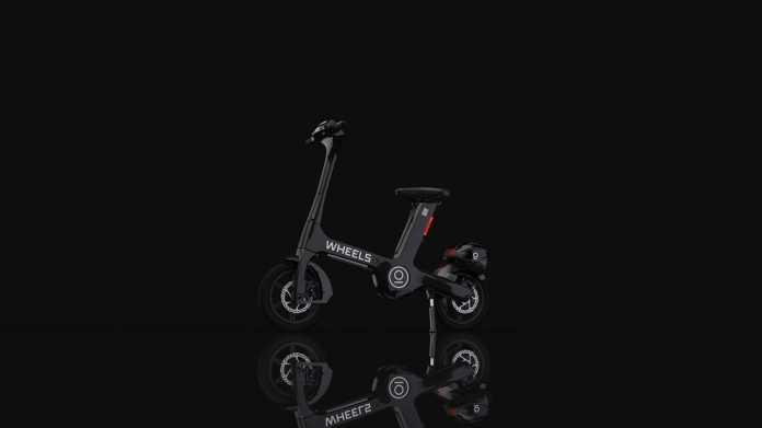 E-Scooter-Verleih Wheels wird in Berlin aktiv