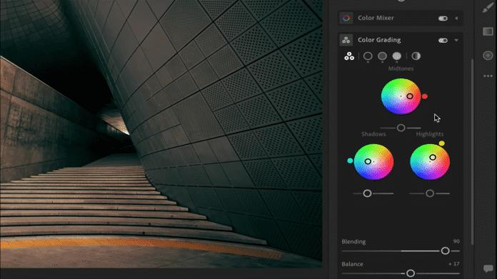 Colorgrading für Adobe Lightroom