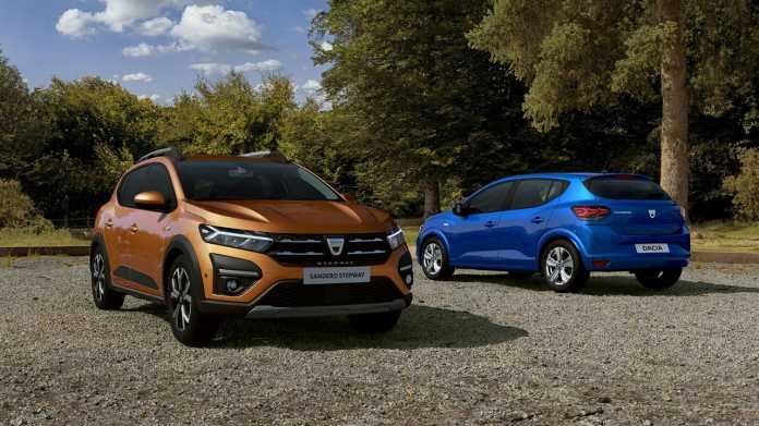 Erfolgsmodell: Dacia Sandero in dritter Generation