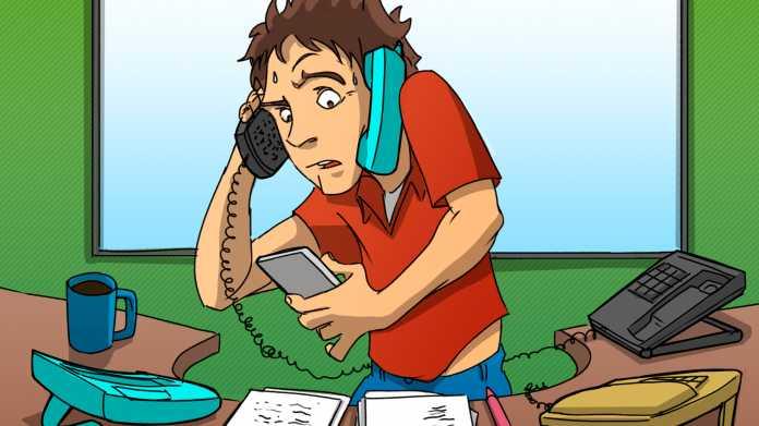 Im Homeoffice komfortabel geschäftlich telefonieren