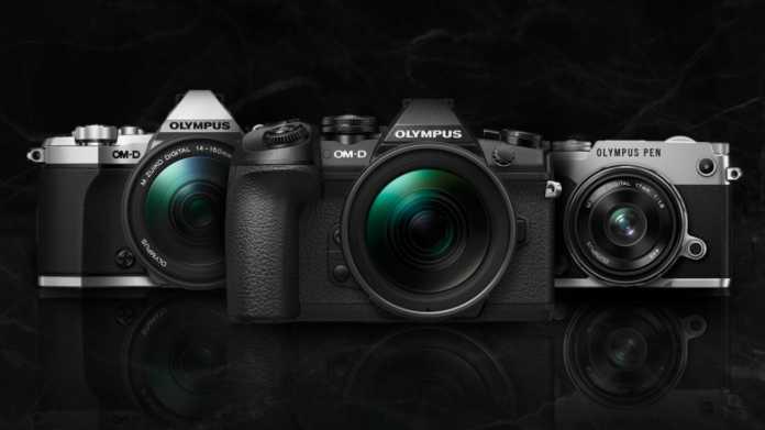 Olympus: Einigung mit JIP zum Transfer des Kamerageschäfts