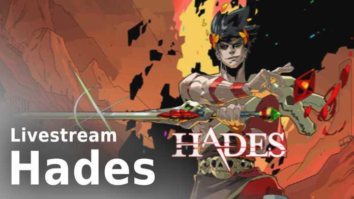 Heise spielt: Hades im Livestream ab 18 Uhr