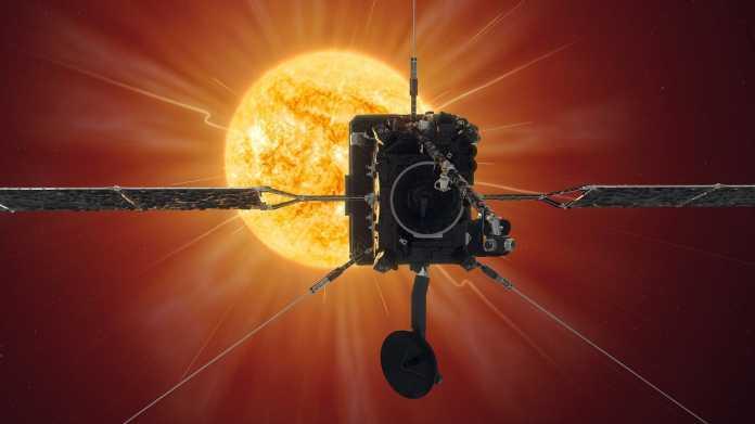 Solar Orbiter: Erste Daten der Sonnen-Sonde online für alle verfügbar