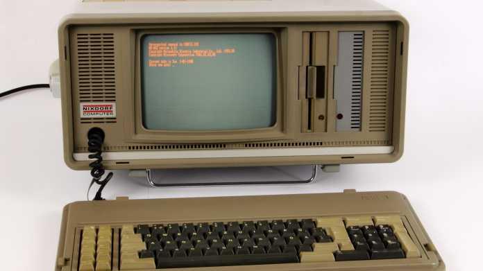 Vor 30 Jahren: Siemens Nixdorf Informationssysteme wird Nr. 1 in Europa