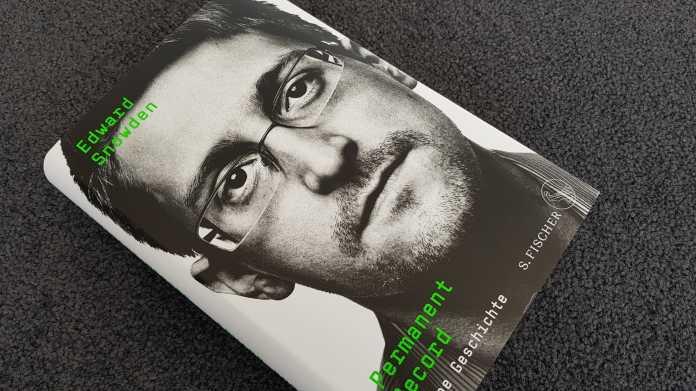 Edward Snowdens Biografie