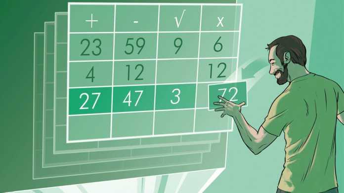 Excel-Funktionen clever nutzen