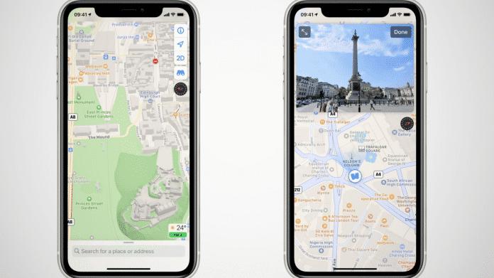 Apple Maps: Besseres Kartenmaterial kommt nach Europa