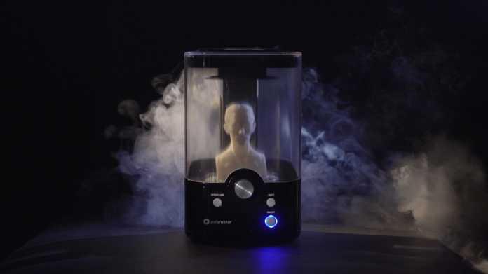 Poliermaschine für 3D-Drucke