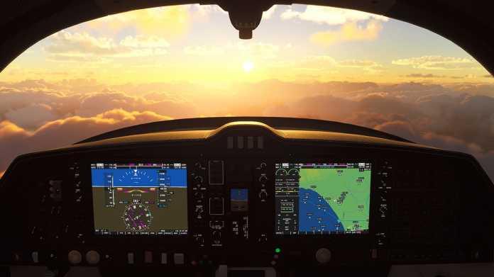 Flight Simulator 2020: Microsoft sucht VR-Tester