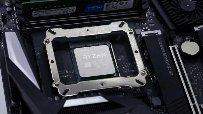 Ryzen-Prozessoren: AMD übersteigt 25 Prozent CPU-Anteil auf Steam
