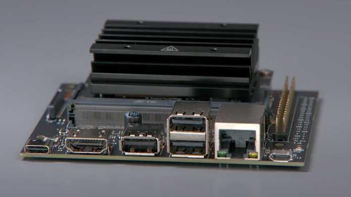 Raspi-Konkurrenz mit KI von Nvidia: Jetson Nano 2GB Developer Kit