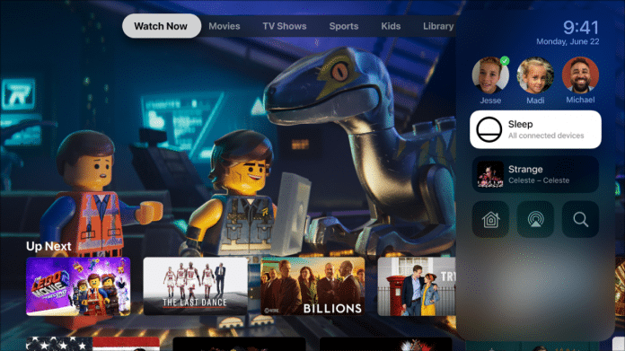 Apple aktualisiert tvOS auf 14.0.2