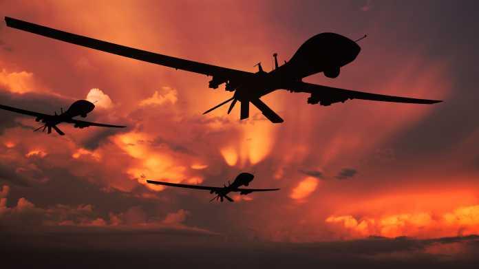 Missing Link: Deutschland – Der Leuchtturm im Drohnenkrieg?