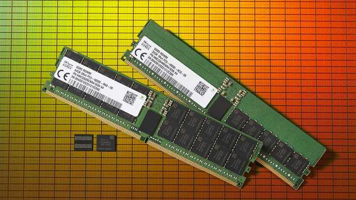 DDR5-SDRAM: SK Hynix will erste Speichermodule verkaufen