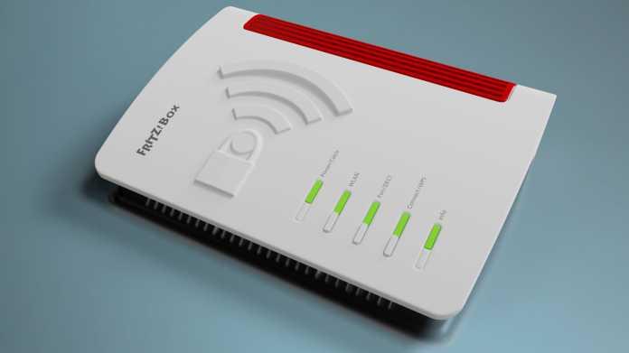 WPA3 schützt das WLAN, nicht nur an Fritzboxen