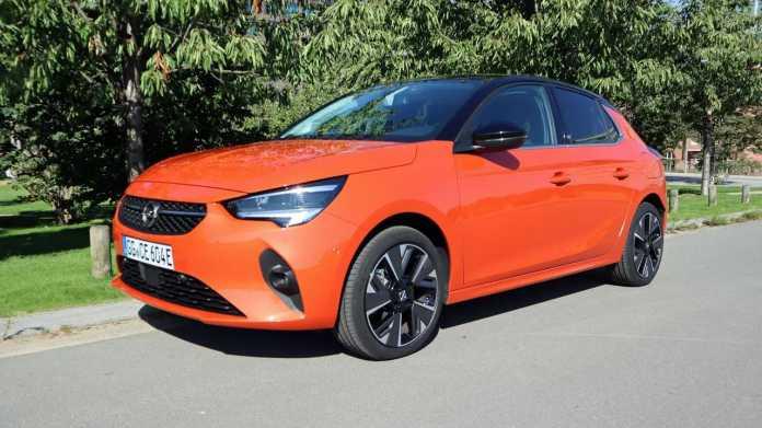 Opel Corsa-e im Test