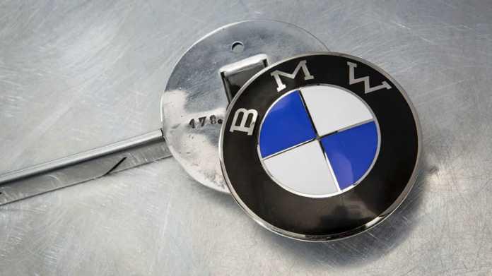 BMWs und Daimlers Absatzzahlen trotzen dem Trend