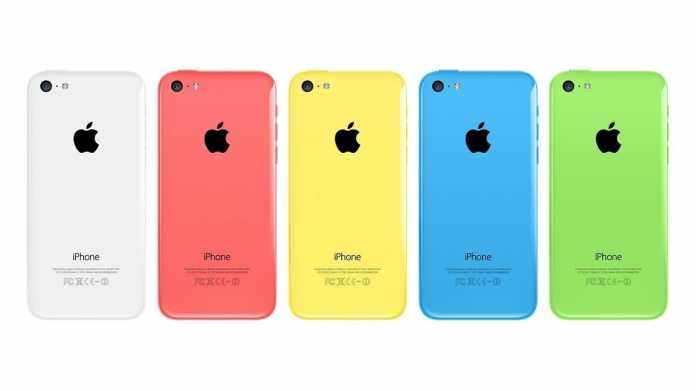 "5c: Plastik-iPhone ist jetzt ""vintage"""