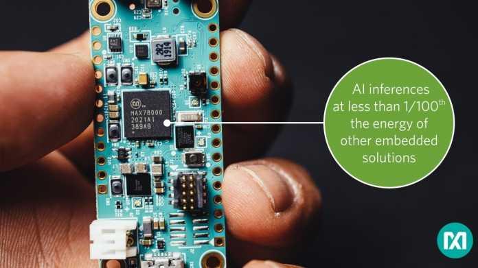 RISC-V nun auch bei Maxim Integrated