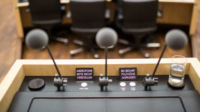 Bundesrat stimmt Regeln gegen Abmahnmissbrauch zu
