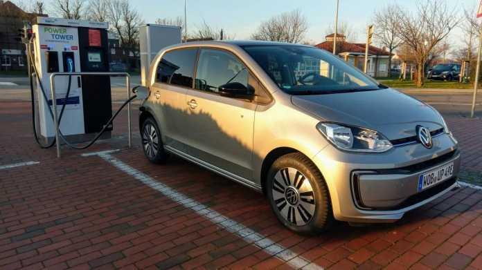 VW e-Up im Test