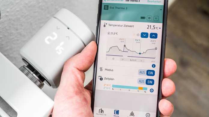 Warmes Samrt Home: 12 Heizkörperthermostate im Vergleich