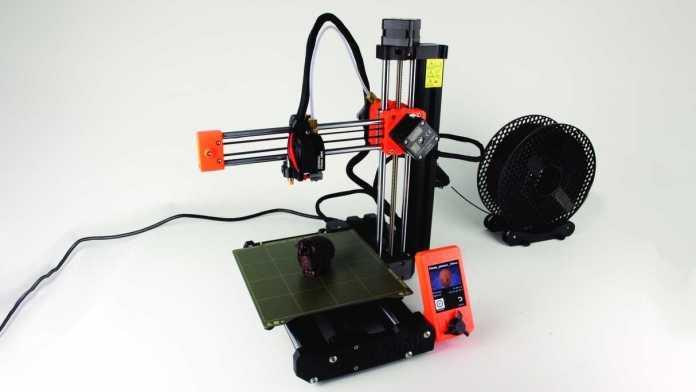 3D-Einsteigerdrucker Prusa Mini