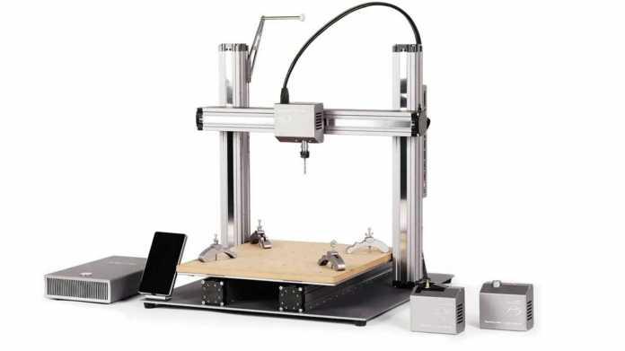 Snapmaker 2.0: Der Fräs-Gravier-3D-Drucker
