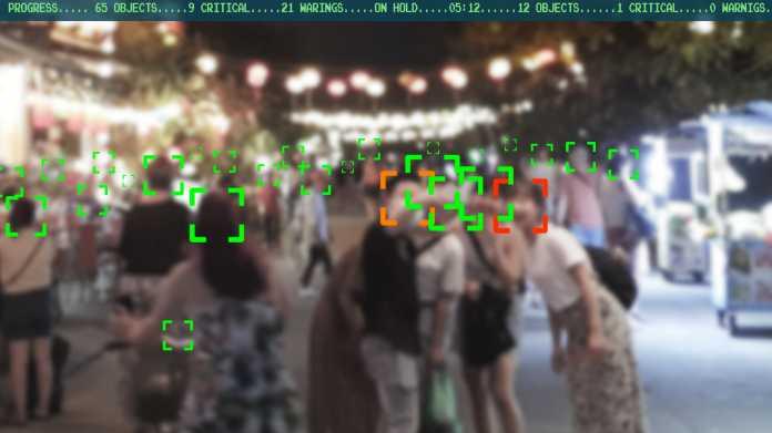 Corona: Britische Städte überwachen Abstandhalten mit KI-Kameras