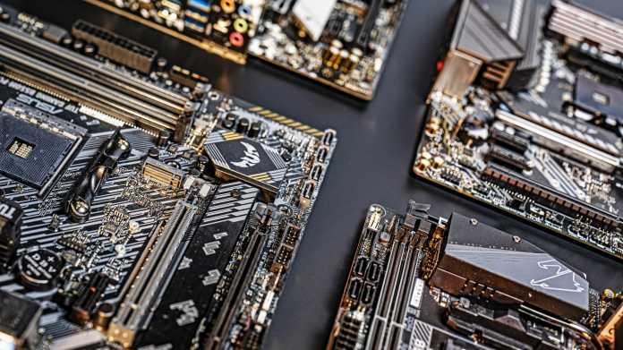 AMD-Prozessoren Ryzen 5000: BIOS-Updates für X470 und B450 kommen 2021