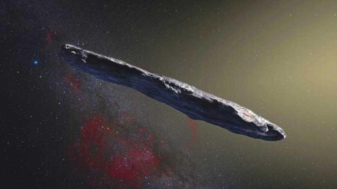 Interstellaren Objekten auf der Spur