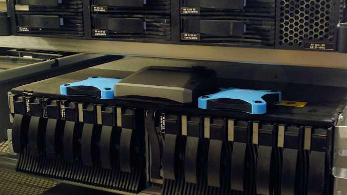 NASBerry-Projekt: Minimalistisches Raspi-4-NAS mit ZFS-Dateiverwaltung