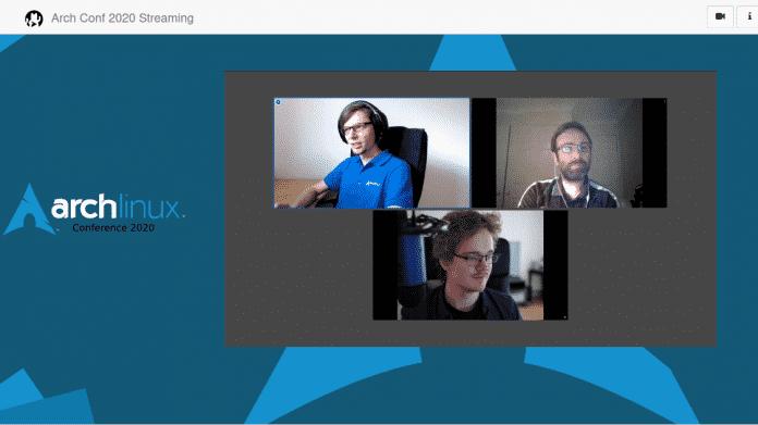 Arch Conf 2020: Die Linux-Distribution skizziert ihre Zukunft