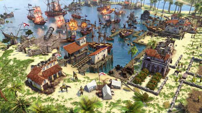 """""""Age of Empires 3 - Definitive Edition"""" angespielt: Altmodischer Strategiespaß"""