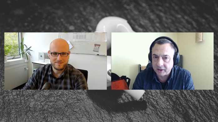 Test von Fake-AirPods im Podcast von Mac & i