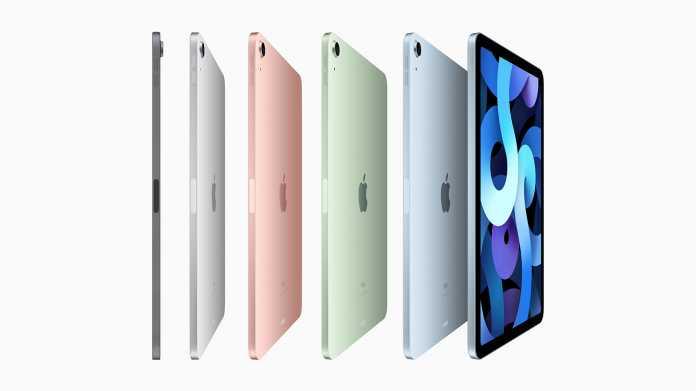 Warten auf das iPad Air 4 hat wohl bald ein Ende – und neue Macs sind im Anflug