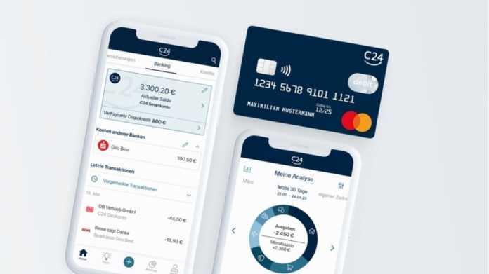 Vergleichsportal Check24 bietet jetzt auch Smartphone-Banking