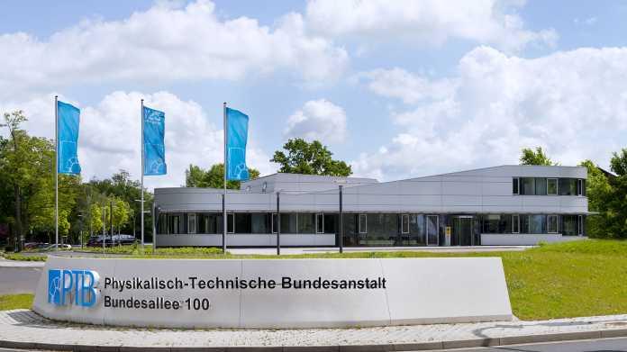"BMWi fördert PTB-Messdatenprojekt ""Daten Made in Germany"""