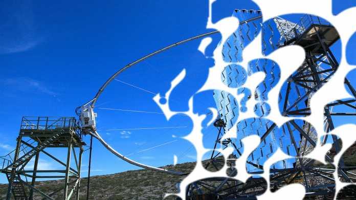 Die X-Akten der Astronomie: Der dunkle Beschleuniger