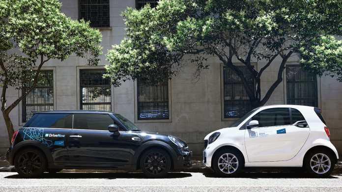 Park-App von BMW und Daimler vor dem Verkauf?