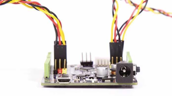 Frizzy Grape: Der Steroid-Arduino