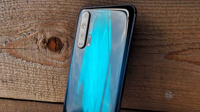 Handelskrieg: Huawei will angeblich Tochtermarke Honor verkaufen