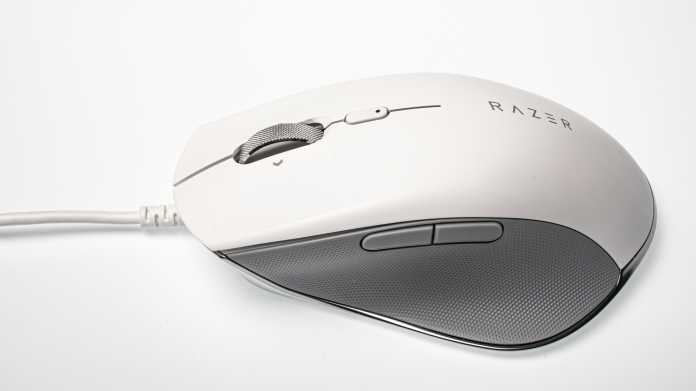 Razer Pro Click Wireless: Office-Maus vom Gaming-Spezialisten
