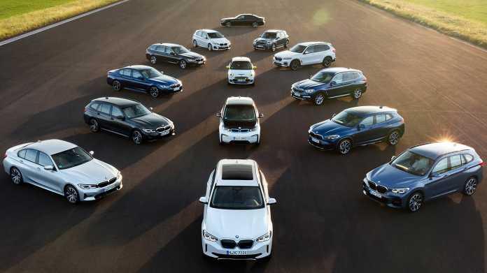 BMW Plug-in-Hybride 2020