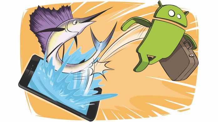 Android-Alternative Sailfish X getestet