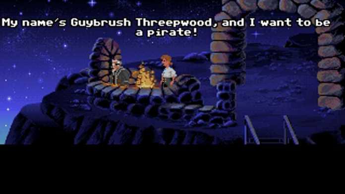 """""""Hinter dir, ein dreiköp..."""": Monkey Island feiert 30. Geburtstag"""