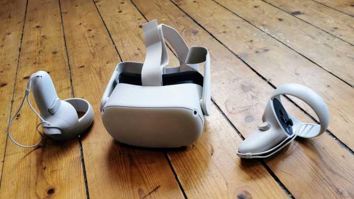 Oculus Quest 2 im Test: Konkurrenzlose Hardware, großer Datenhunger