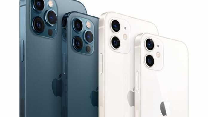 iPhone 12 spart beim RAM