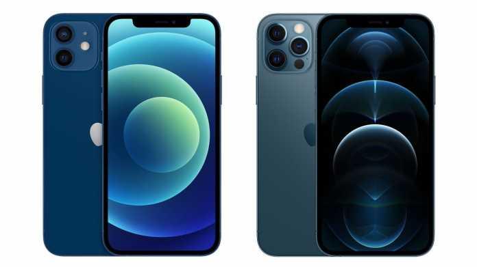 iPhone 12 und 12 Pro